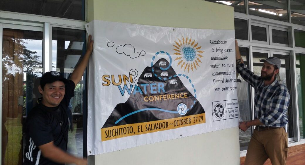 Sun and Water Conference 2017 - CoCoDA