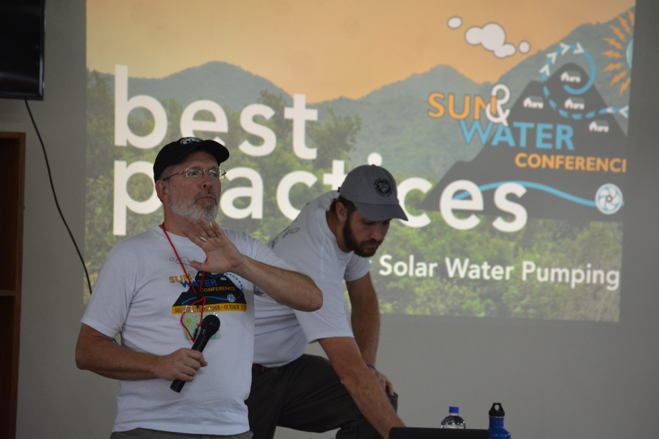 Central American Sun and Water Conference